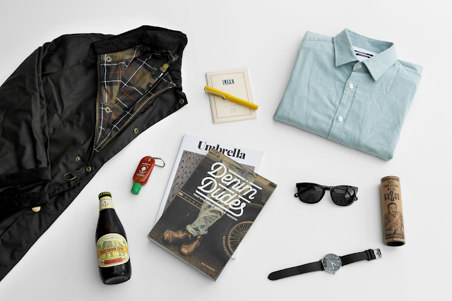 Father's Day Kit with Selfridges