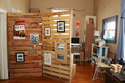 7 Inspirasi Sekat Ruangan Untuk Rumah Mungil