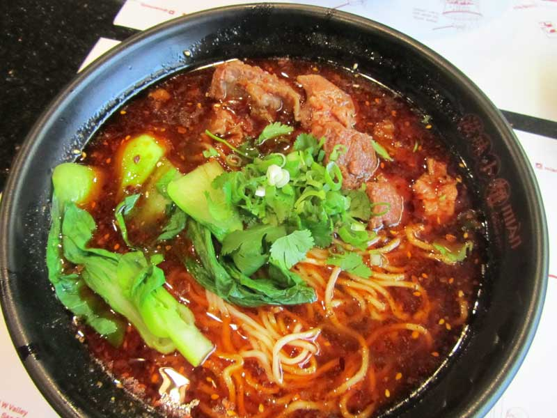 Cakes And Ale: Mian: Gourmet Chongqing Noodle in Los Angeles