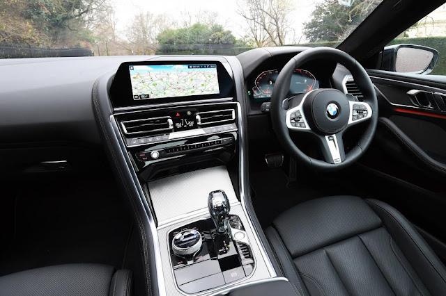 BMW 840d xDrive 2019