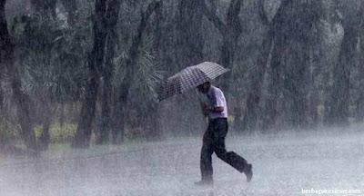 Curah hujan tinggi pengaruh dari letak astronomis Indonesia - berbagaireviews.com