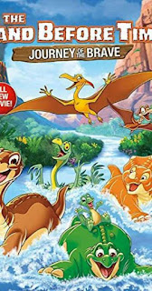 Film The Land Before Time XIV: Journey of the Brave (2016) Full Movie
