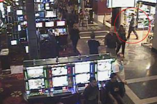Casino Security Video Shows Vegas Shooter in 2011