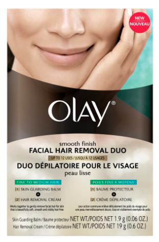 This Week I M Obsessed With Olay Smooth Finish Facial Hair