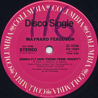 Maynard Ferguson Gonna Fly Now Rocky theme