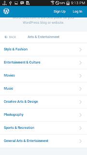Cara Membuat Blog Gratis Di Wordpress.com