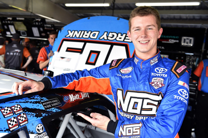 Tifft Returned to #NASCAR Camping World Truck Series