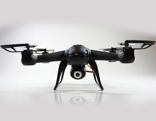 Spesifikasi Drone NightHawk DM007 - GudangDrone