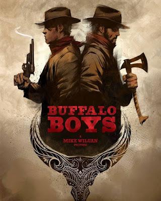 Sinopsis Buffalo Boys (2018)