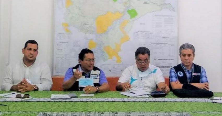 CORONAVIRUS: Confirman primer caso positivo en la región Loreto