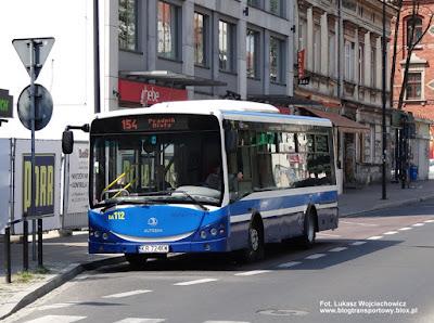Autosan Sancity M09LE, MPK Kraków