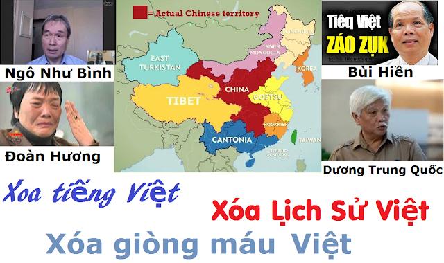 """• VIỆT ngữ bị HÁN hóa và """"Hội Nghị Thành Đô 1990-2020"""" by Hán Nô Bùi Hiền"""