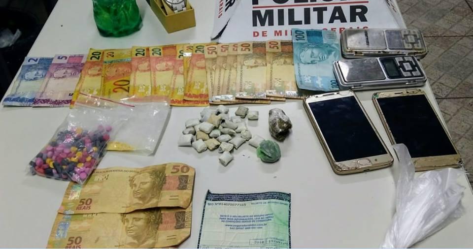 Traficante que escondia drogas nas nádegas é preso em Poços de Caldas, MG
