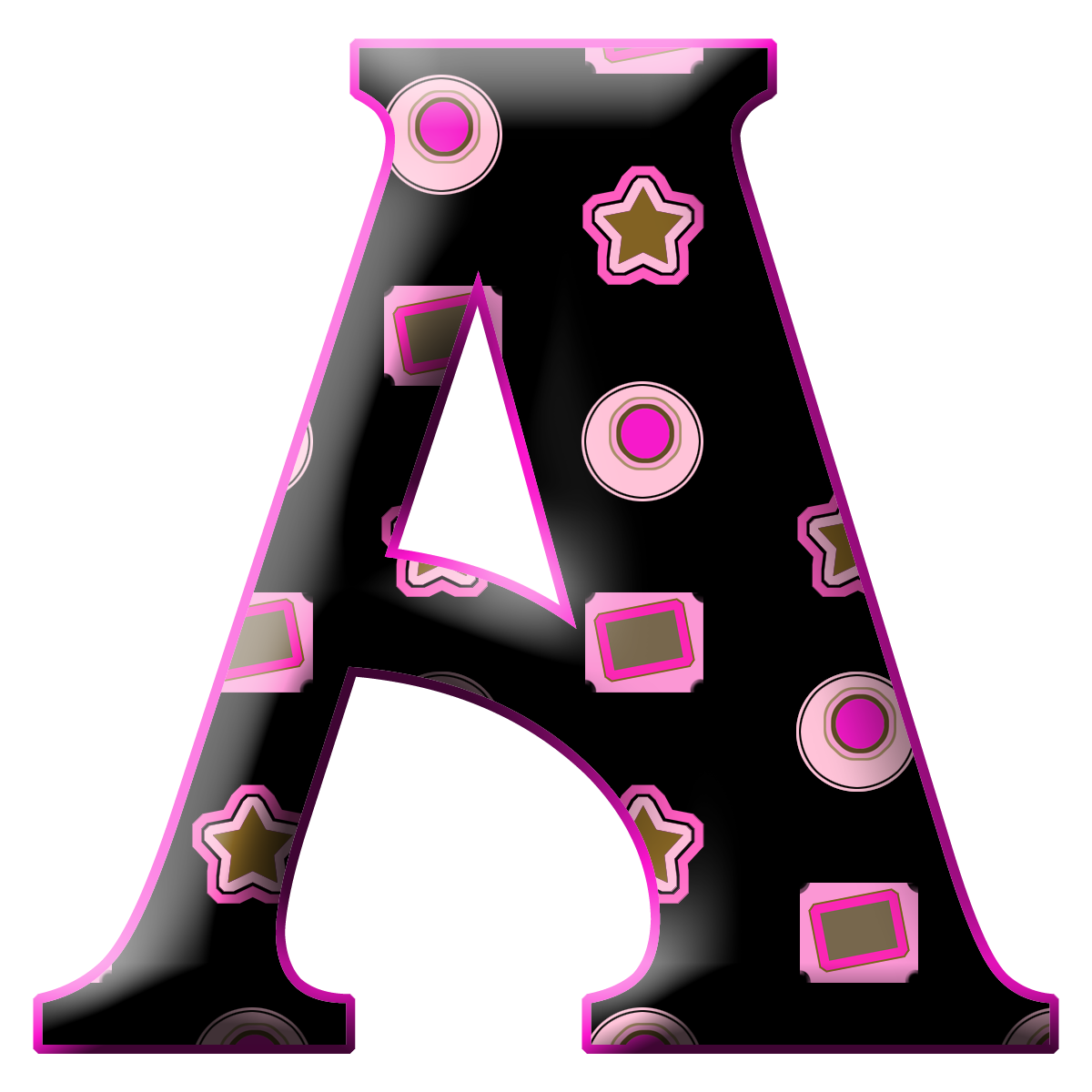 sexy letter a