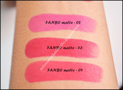 fanbo-matte-pink-colors