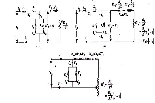 3 phase induction motor power calculation