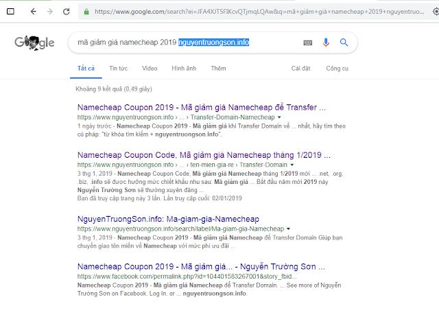 98% OFF - Namecheap Coupon Code 2019 - Mã giảm giá Namecheap chào năm mới 2019