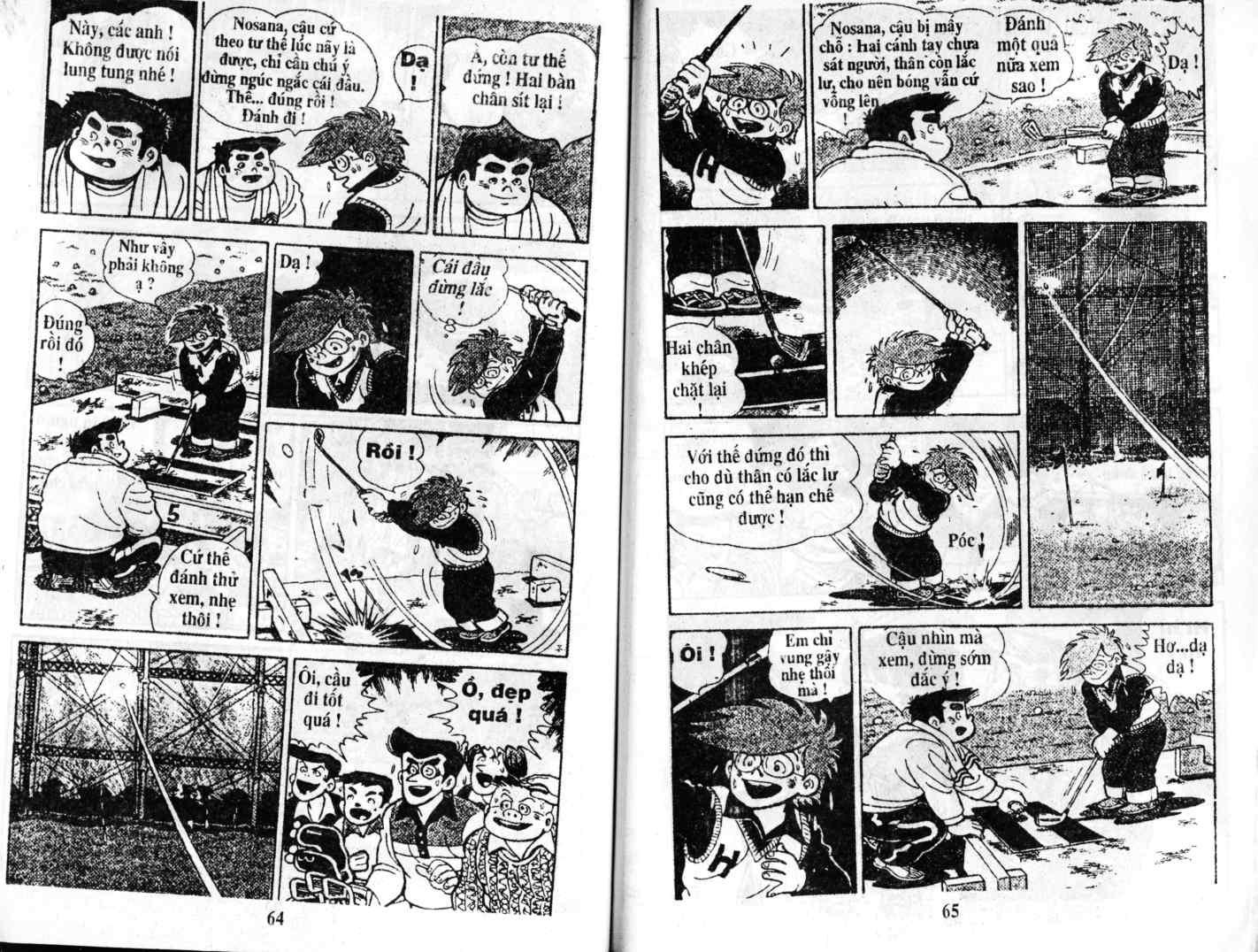 Ashita Tenki ni Naare chapter 2 trang 31