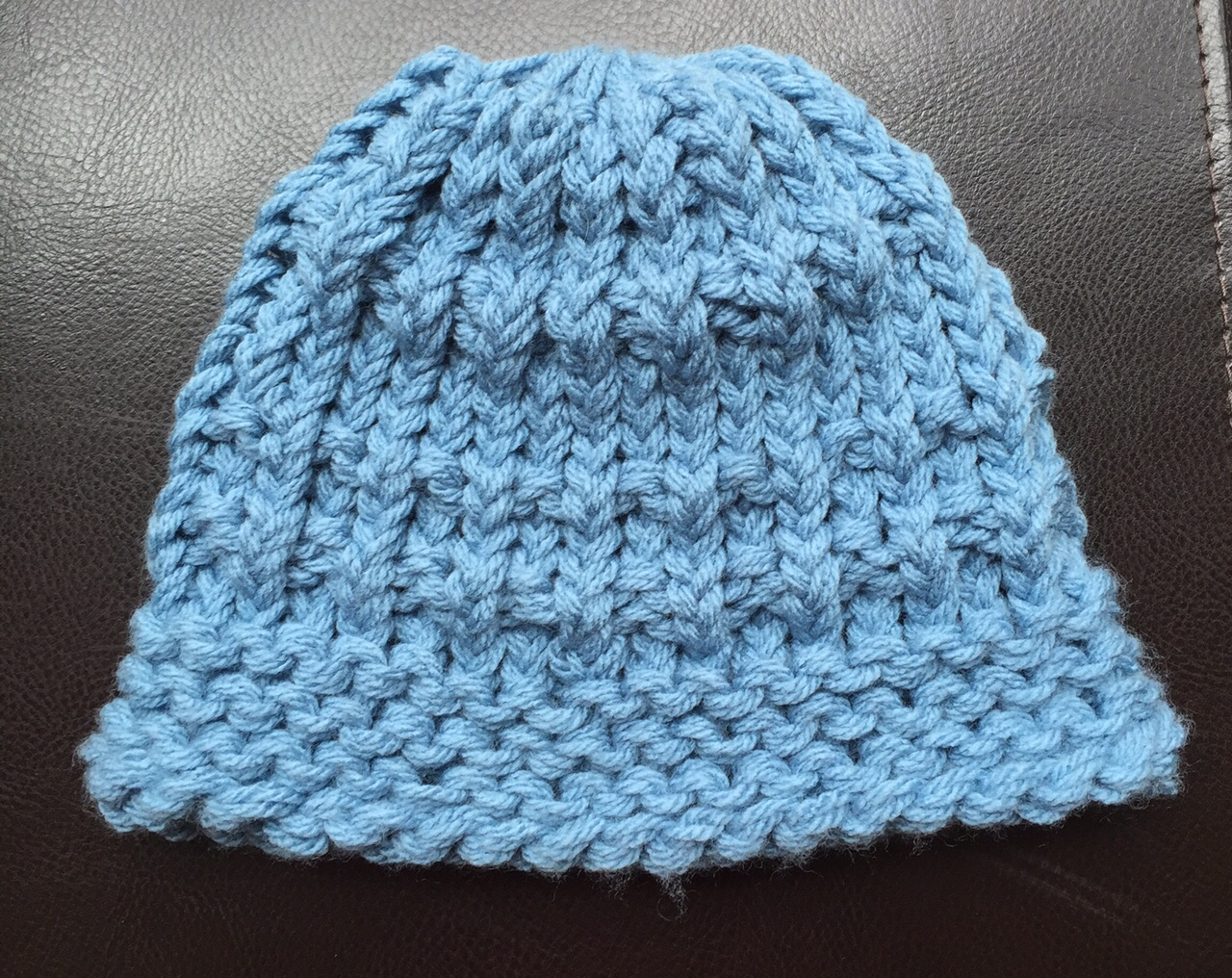 36 Peg Loom Knitting Patterns : Knitting With Looms: Ethans Hat