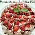 Sonntagssüß - Erdbeertorte mit Nutella-Creme