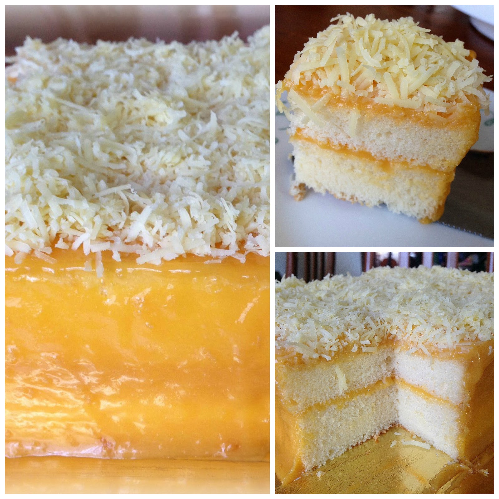 Steamed Yema Cake Recipe Panlasang Pinoy