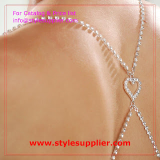 bra straps heart cross