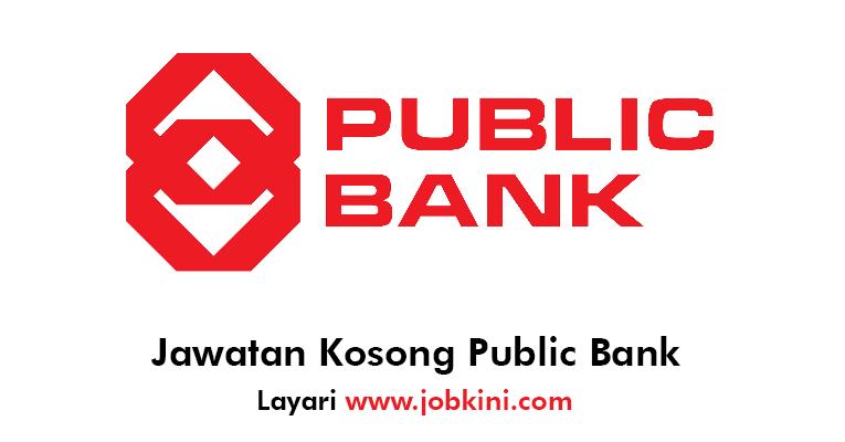 Kekosongan Terkini di Public Bank
