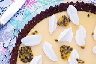 Maracuya Pie
