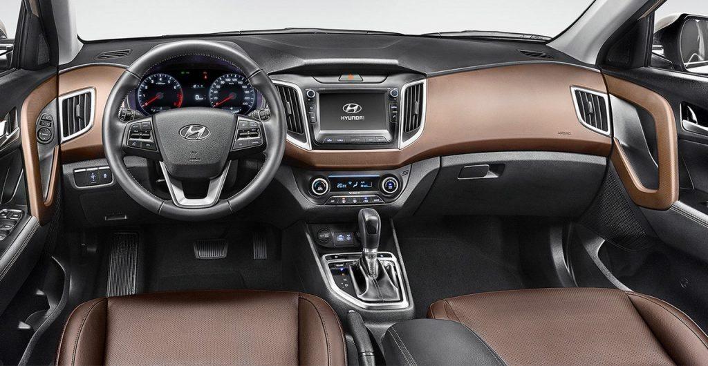 2018 Hyundai Creta Interior