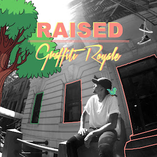 Graffiti Royale - Raised
