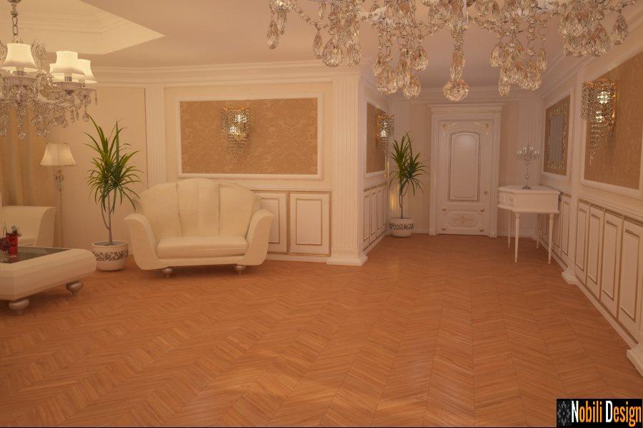 Design interior dormitor apartament Constanta - Design interior / Amenajari interioare