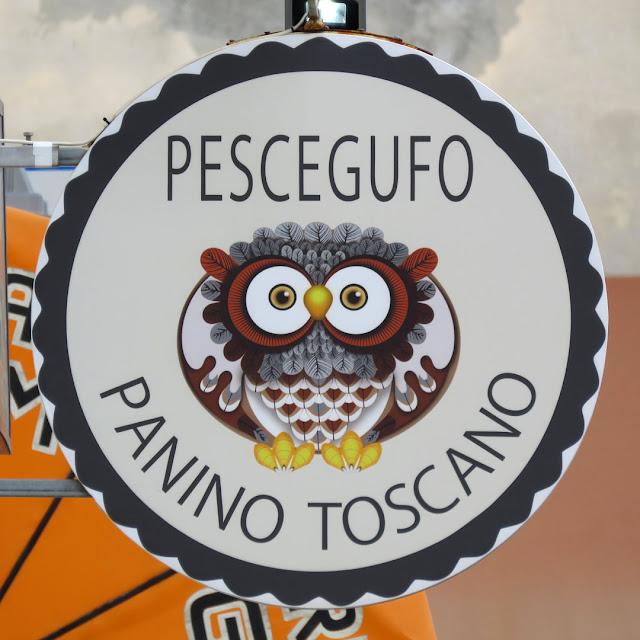 Pescegufo, Tuscan sandwiches, Via San Jacopo in Acquaviva, Livorno