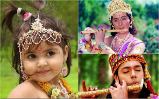 Actors who played lord Krishna onscreen 2