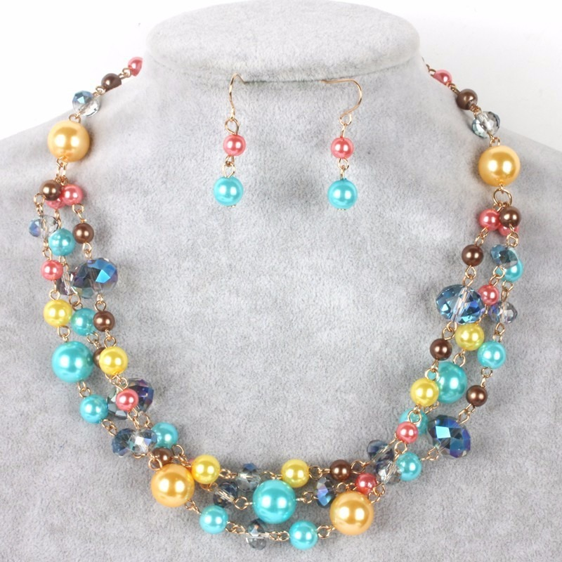 a18c4e57f954 ... piedras del collar. Para hacer accesorios más gruesos
