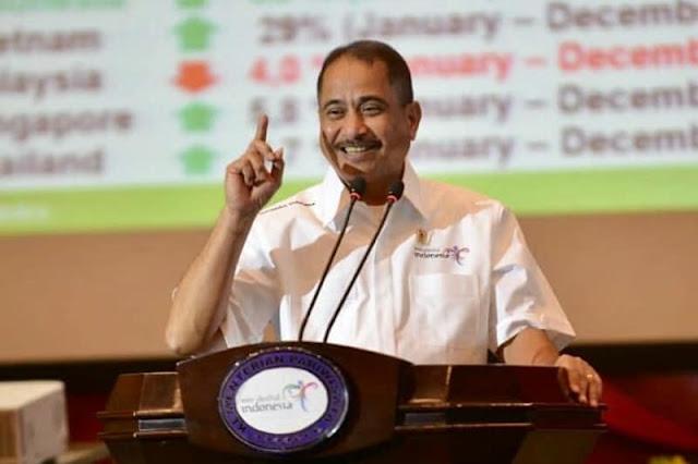 Kemenpar Akan Bangun Patung Jokowi di Belu, NTT