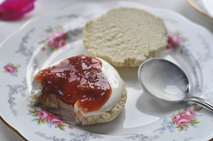 glutenfree Scones, a classic treat for your Afternoon Tea