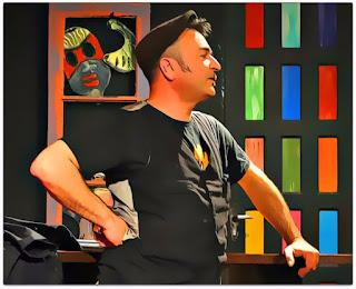 Oficina de Presença Cênica com Roberto di Lernia - O Diretor Observa a Cena