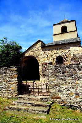 église saint Julien de Brioude à Autrac, Haute-Loire
