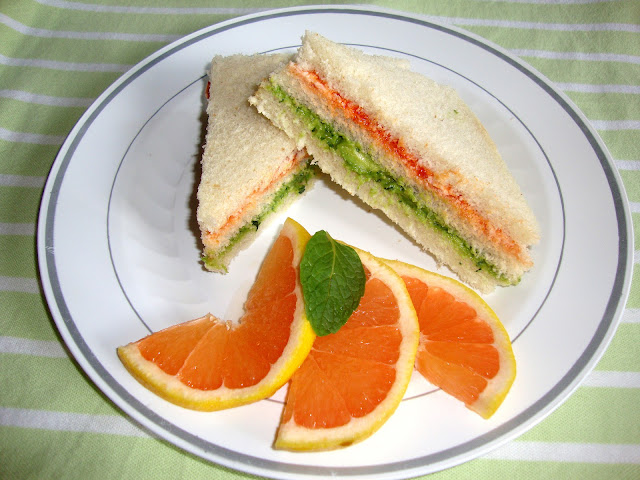images of Avocado Sandwich Recipe - A Lunch Box Recipe For Kids / Healthy Lunch box recipes