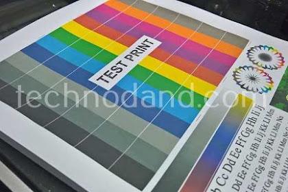 Kalibrasi Printer Epson 1390 untuk Mengatasi Hasil Cetak Bergaris dan Loncat-loncat dan Berbayang