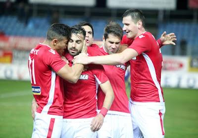 Σπουδαία εντός έδρας νίκη του Πλατανιά επί της Κέρκυρας με 1-0