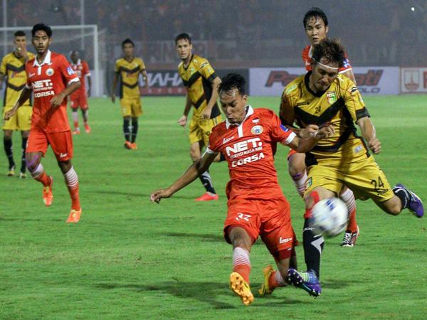 Mitra Kukar vs Persija Jakarta
