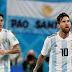 #Rusia2018 | Las formaciones iniciales de Argentina y Francia por los octavos de final
