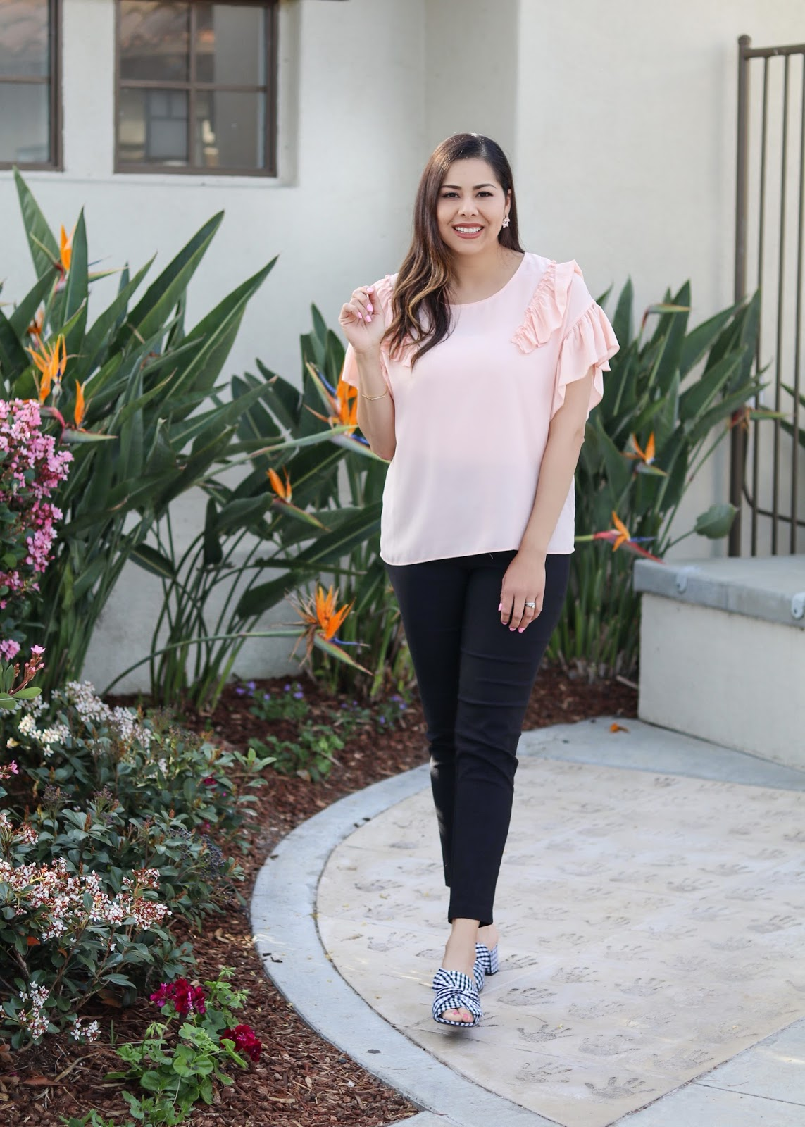 Affordable Spring Style, Affordable Spring Style in San Diego, San Diego fashion blogger in spring outfit