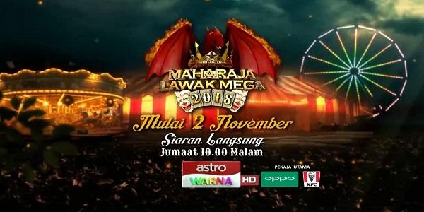 Maharaja Lawak Mega (2018)