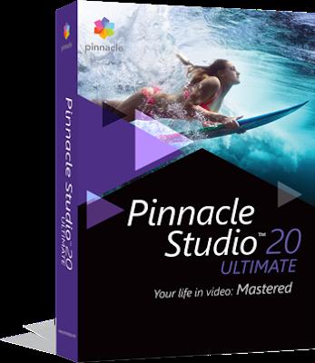 Pinnacle Studio Ultimate v20.0.1 + Content Pack (2016) [Español] [X86 – X64] [VS]