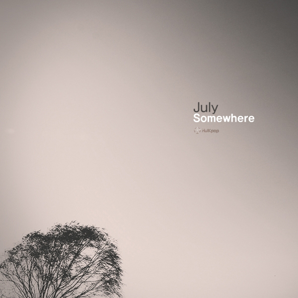 July – Somewhere – Single (FLAC)