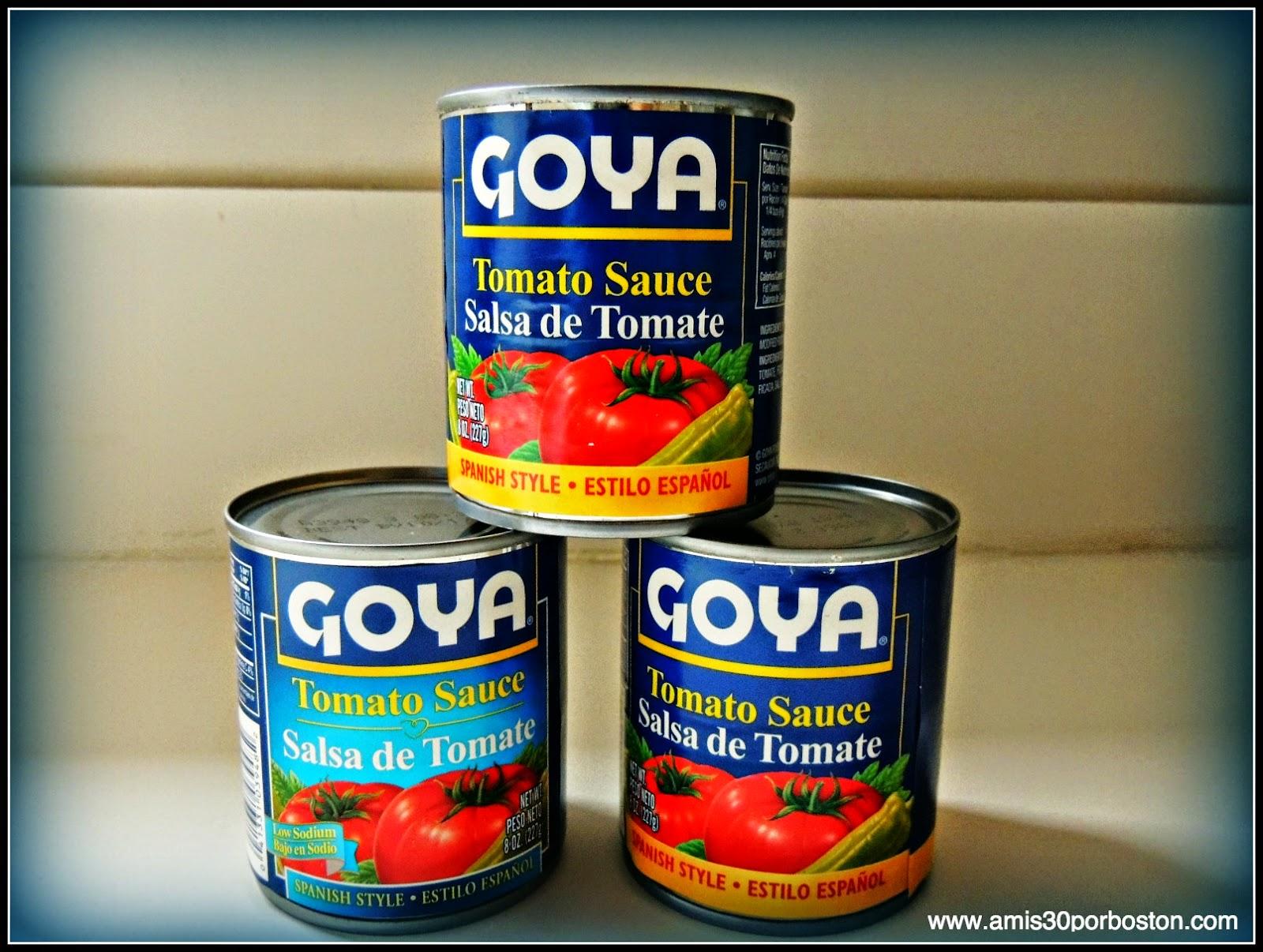 Goya: Salsa de Tomate