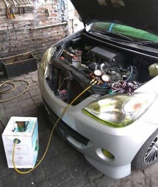 Kenapa AC Mobil Tidak Dingin Bikin Panas ?