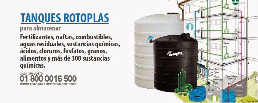Tanques para Agua Rotoplas